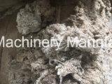 綿無駄を処理するための機械をリサイクルする高容量の気流