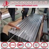 La azotea de acero acanalada del cinc de SGCC cubre precio por la hoja