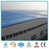 Magazzino di montaggio della struttura d'acciaio dell'indicatore luminoso di disegno della Cina