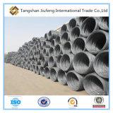 Filo di acciaio SAE1006/SAE1008 Rod per materiale da costruzione