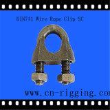De hete Klem DIN741 van de Kabel van de Draad van de Verkoop voor de Aansluting van de Lijn van het Oog