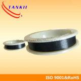 Stock провод вольфрама продукта с ценой хорош (черным поверхностным диаметром 0.5mm)