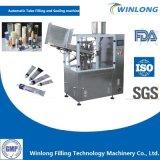 自動アルミニウム管の詰物およびシーリング機械