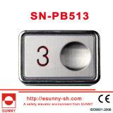 Spindel Push Button für Elevator (SN-PB513)