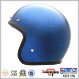 숙녀 (OP237가)를 위한 아름다운 Paillette 열리는 마스크 스쿠터 헬멧