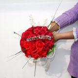 Los últimos ramos de la mano con Flowers02 artificial