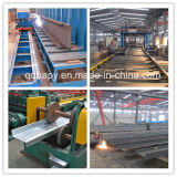 SGS Certification를 가진 세계적인 Prefabricated Steel Structure House
