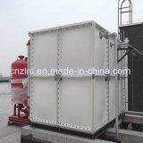 Réservoir de stockage sectionnel d'eau potable de la fibre de verre SMC de FRP GRP