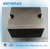 製造は常置AlNiCo8ブロックの磁石を投げた