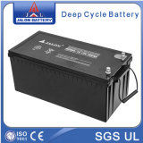 UPS profunda Battery 12V200ah de Cycle Rechargeable