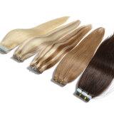 Наградные выдвижения волос ленты человеческих волос качества