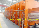 Machine van de Pers van het Vulcaniseerapparaat van het Blad van de Transportband de Rubber Rubber