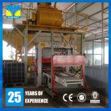 Máquina de molde concreta hidráulica personalizada do bloco do freio