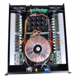 Amplificador de poder Ca20 audio da crista profissional da classe H