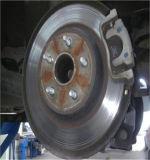 차는 닛산 부속에 사용된 균형 브레이크 디스크 회전자 43512-42040를 분해한다