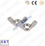 Peça da máquina do sobressalente Parts/CNC da precisão do CNC, serviço fazendo à máquina barato do CNC