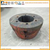 Chemise de cône de pièces de rechange de machine de brique d'argile