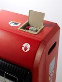 Riscaldatore a gas mobile con il bruciatore di ceramica Sn09-C di risparmio di temi di 3plate Hight