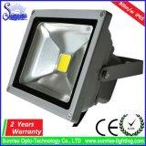 Flutlicht 50W der Cer RoHS Zustimmung Epistar PFEILER Lampen-LED