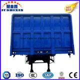 Placa lateral de 3 eixos/reboque de serviço público caminhão lateral do Sideboard/parede para o transporte de carga da maioria