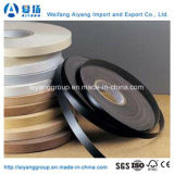 Bande de bordure de 0,5 mm à 3 mm, bordure de bordure de PVC, bordure de panneaux