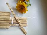 Chopsticks de bambu descartáveis do bambu e do Hennessy da saúde