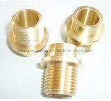 Peças de torno CNC de latão de alta precisão