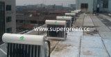 2 Tonnen-aufgeteilte an der Wand befestigte Solarklimaanlage