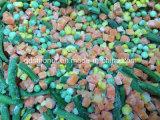 Legumes mistos congelados