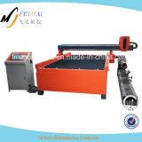 De roterende CNC Scherpe Machine van het Plasma voor Pijp