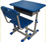 Good Quality를 가진 Lb 0212 School Furniture Student Desk와 Chair