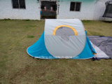 Tente campante instantanée imperméable à l'eau de dôme de 2 personnes