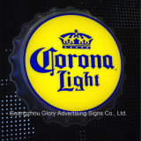LED de acrílico Indoor y Outdoor Sign/Advertizing Lighted Cap Sign