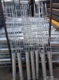 高いすくいはRebarによって埋め込まれた部分、組み込みの付属品、Rebarの地上ねじに電流を通した