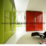 colori giallo, blu, verde, beige di vetro di 2mm-6mm verniciati colore (bianco, nero,)