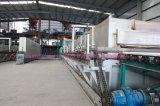 línea de aluminio del equipo de producción de la manta de la aguja del silicato 3000t