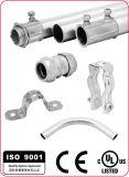 Bx適用範囲が広い圧搾のコネクター(角度亜鉛は鋳造物を停止する)