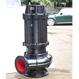 WQ Nicht-Verstopfen versenkbare Abwasser-Pumpe (CER anerkannte WQ)