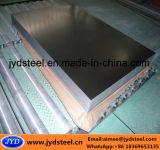 Folha chapeada galvanizada a quente para materiais de construção
