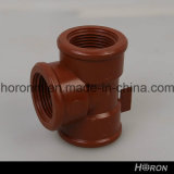 "Pf Water Pipe Fitting-Thread Reducer-Elbow-Tee-End Cap-Union (1 ""X1 / 2"")"