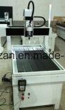 Mini pequeño ranurador de escritorio portable del CNC 3D 6090 para la madera (LZ-6090)