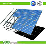 sistema do painel 10kw solar, suporte do telhado do painel solar, sistema de montagem solar de Hookkw Fotovoltaic