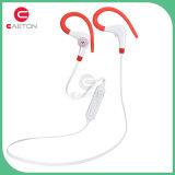 Esporte no fone de ouvido sem fio de Bluetooth da orelha para o iPhone