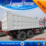 2017 Sinotruk HOWO Tipper 6X4 de Tractor van de Vrachtwagen van de Kipper van de stortplaats voor Verkoop