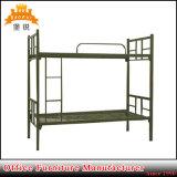Stapelbed van de Slaapzaal van het Metaal van 2 Rij van het Gebruik van de Studenten of van de Arbeider van de lage Prijs het Sterke