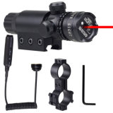 Riflescope Mounts에 Pistol를 위한 난조 Adjustable Red Laser DOT Scope Sight