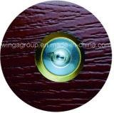 Porte en acier de couleur de qualité de garantie décorative blanche en métal (W-S-04)