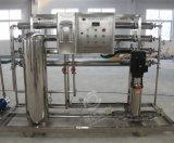 Mineralwasser-Behandlung-Abfüllanlage