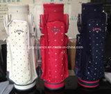 Изготовленный на заказ кожаный мешки тележки гольфа