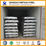 Bobina de acero acanalada calidad primera para el material para techos